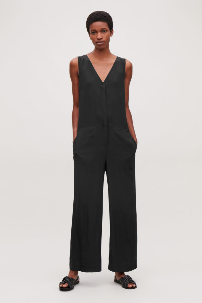 Cos Silk Jumpsuit - £135