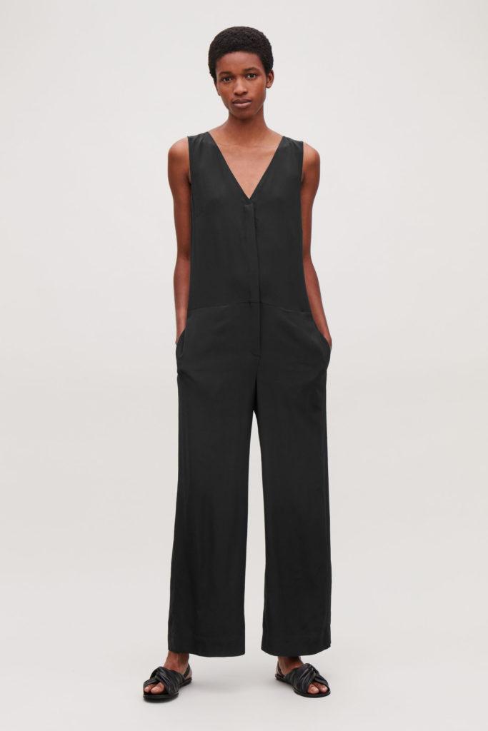 Cos Silk Jumpsuit - £135